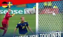 მუნდიალი 2018: გერმანიამ შვედეთთან პირველი ტაიმი 0:1 წააგო