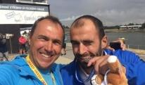 ბადრი ყაველაშვილმა 23-წლამდელთა ევროპის ჩემპიონატი მოიგო!