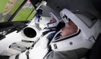 გაფრენამდე ასტრონავტებმა გვილიას თამაშს კოსმოსური ხომალდიდან უყურეს!