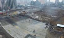 ბათუმის სტადიონის მშენებლობას საძირკველი ჩაეყარა [PHOTO]