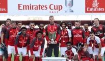 """Emirates Cup: უცნაური თასი ისევ """"არსენალმა"""" მოიგო"""