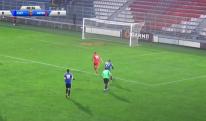 ცარიელ კარში ასე აცილებასაც მოხერხება უნდა - საოცარი მომენტი რუსეთის ჩემპიონატში [VIDEO]