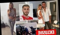 """""""არსენალის"""" ფეხბურთელის მეუღლე ლონდონის აეროპორტში დააკავეს"""