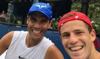 საოცარი გათამაშება  US Open-ზე ნადალისა და შვარცმენის მონაწილეობით [VIDEO]