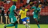 ბრაზილიის ნაკრებმა სენეგალიც ვერ დაამარცხა