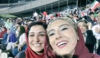 """მსოფლიო ჩემპიონატის """"სასწაული"""": ირანში სტადიონზე ქალები შეუშვეს [PHOTO]"""
