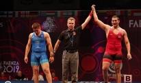 მათე გოქაძემ რუსეთის წარმომადგენელს 8:0 სძლია და ევროპის ჩემპიონი გახდა [VIDEO]