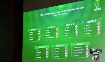 U19. საქართველოს ნაკრები ევროპის ჩემპიონატის ელიტრაუნდში რუსეთს დაუპირისპირდება