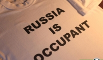 RUSSIA IS OCCUPANT -