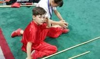 8 წლის ფოთელი საბა გოგია უშუ კუნგფუში მსოფლიო ჩემპიონია