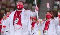 ქართველები ოლიმპიადის გახსნის ცერემონიაზე [VIDEO]