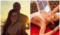 რომარიომ მასზე 31 წლით უმცროს ქალთან გააბა რომანი [PHOTO]