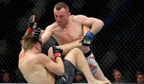 ზედიზედ მესამე გამარჯვება UFC-ში - მერაბ დვალიშვილმა ამერიკელს მაგრად სცემა [VIDEO]