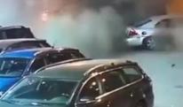 კვიპროსში მსაჯის ავტომობილი ააფეთქეს - ჩემპიონატი შეჩერებულია