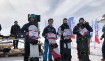 FIS-ის სარეიტინგო სნოუბორდ კროსის შეჯიბრება გუდაურში დასრულდა
