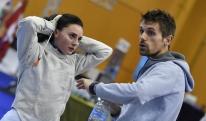 ევროპის ჩემპიონატი. ფარიკაობა: მედლები ვერც ქართველმა ქალებმა მოიპოვეს